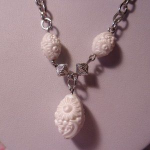 Sarah Coventry Summer Flirt Pendant Necklace